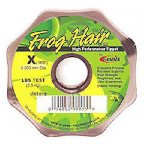 Frog Hair FROG HAIR High Performance Tippet Material