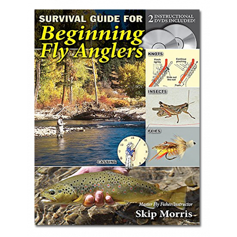 Survival Guide for Beginning Fly Anglers