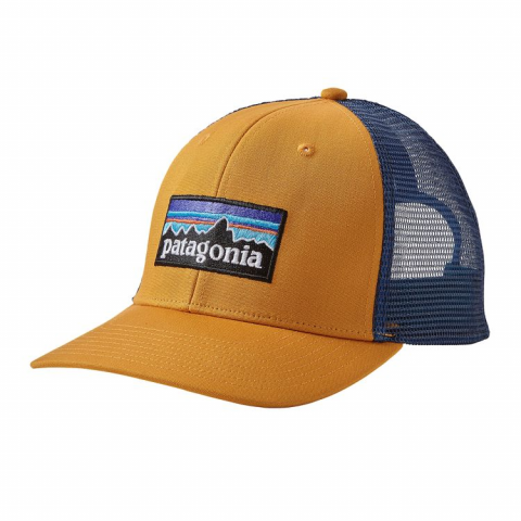 60390e1686ec6b patagonia PATAGONIA P-6 Trucker Hat   Feather-Craft Fly Fishing