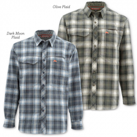 simms SIMMS Guide Flannel Shirt