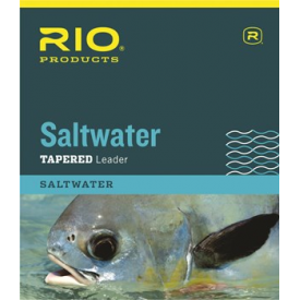 rio RIO Saltwater 10-Foot Tapered Leader