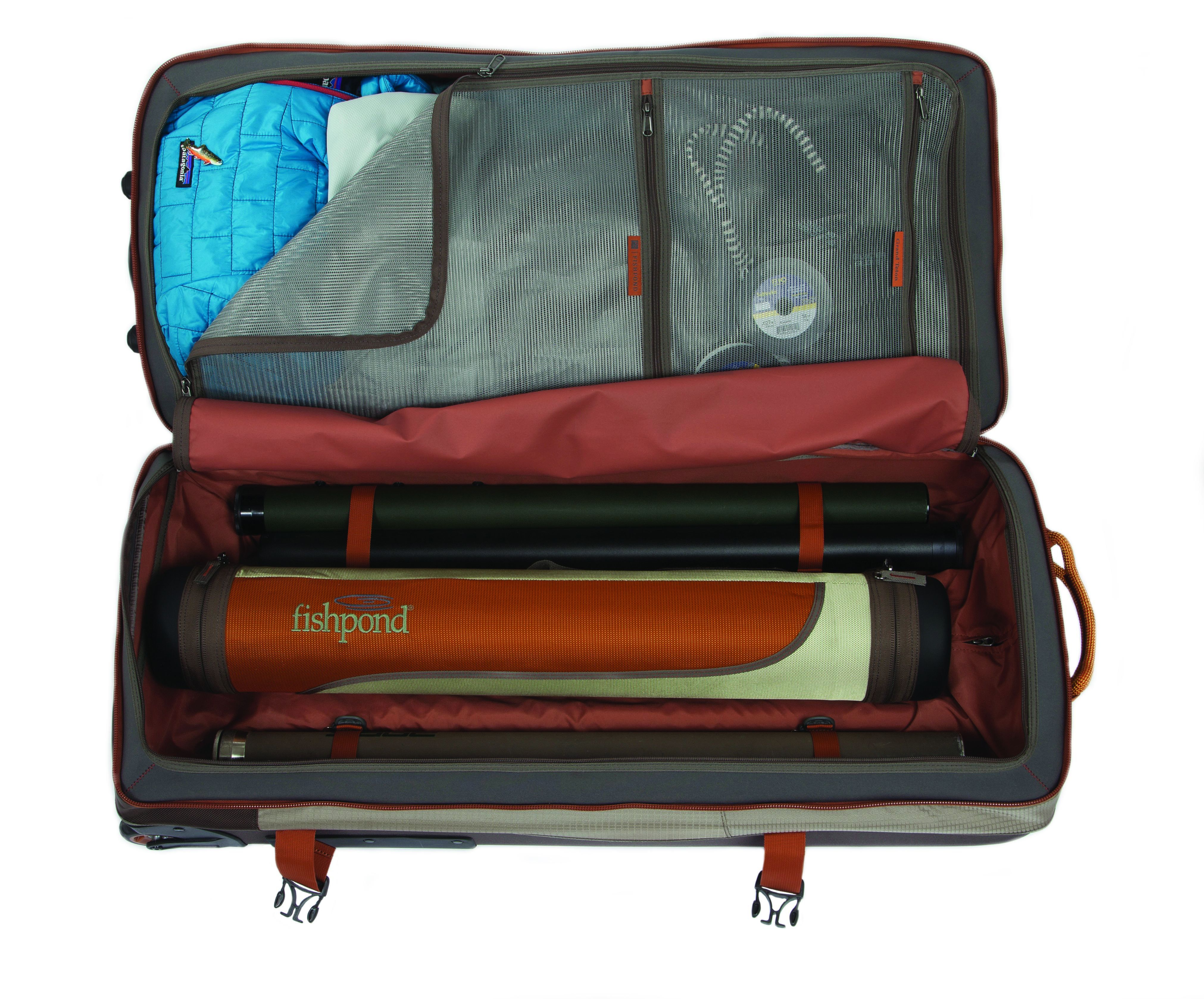Fishpond Fishpond Grand Teton Rolling Luggage Feather