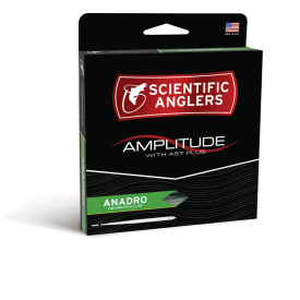 scientific anglers SCIENTIFIC ANGLERS Amplitude Andro/Nymph Floating Fly Line