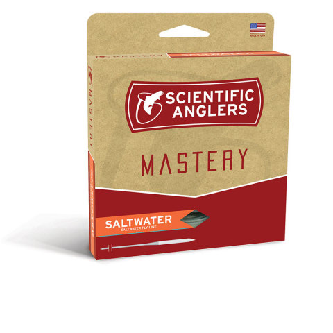 scientific anglers MASTERY Saltwater Taper Floating Fly Lines