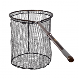McLEAN Auto-Eject Hinged Telescoping Landing Net