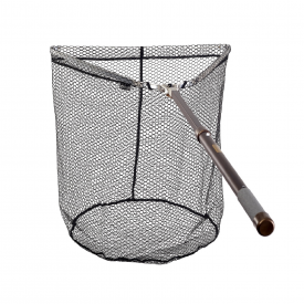 McLEAN Tri-Folding Telescopic Weigh Landing Net