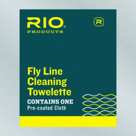 Rio Rio Fly Line Cleaning Towelette