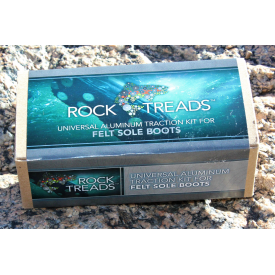 ROCK TREADS Felt Sole Boot Kit