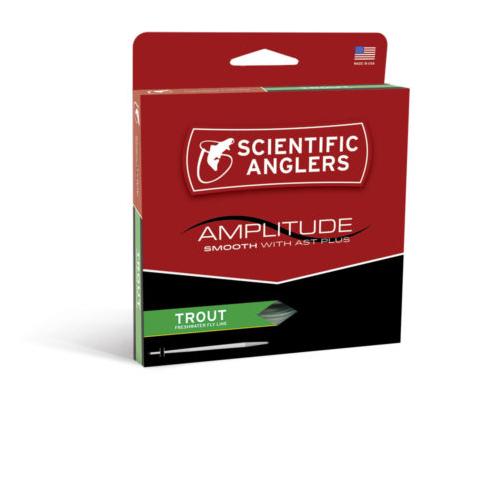 scientific anglers SCIENTIFIC ANGLERS Amplitude Smooth Trout Taper Floating Fly Line