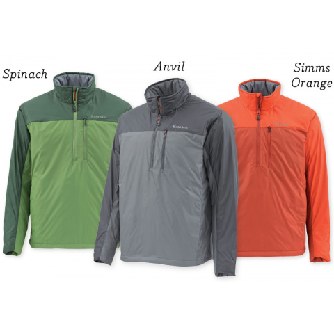 simms 30% Off SIMMS Midstream Pullover