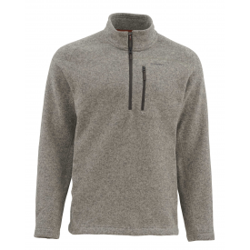 simms SIMMS Rivershed Sweater BARK