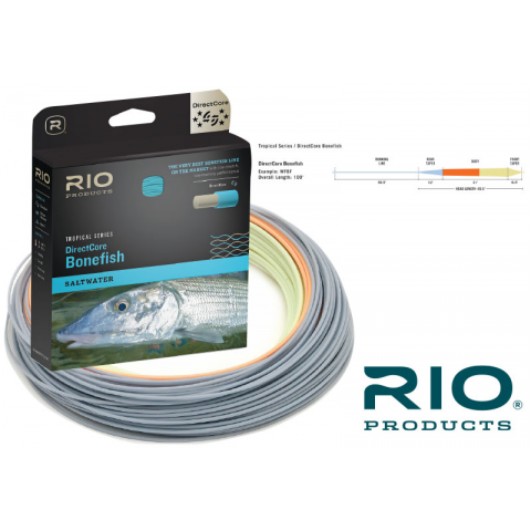 rio 40% OFF! RIO DirectCore Bonefish Floating Fly Line
