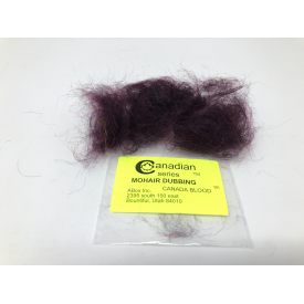 Canadian Mohair Dubbing