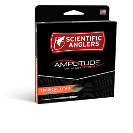 scientific anglers AMPLITUDE Tropical Titan Floating Fly Line