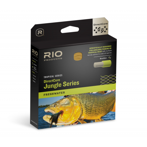 RIO Direct Core Jungle Floating/Intermediate Fly Line