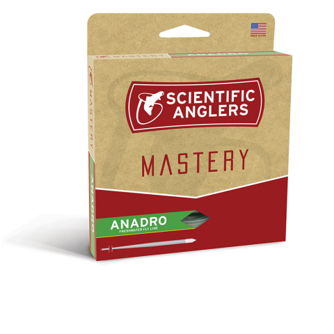 scientific anglers SCIENTIFIC ANGLERS MASTERY Andro/Nymph Floating Fly Line