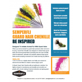 SEMPERFLI Guard Hair Chenille