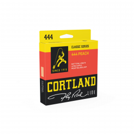 cortland CORTLAND 444 PEACH Floating Fly Lines