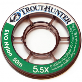 trout hunter TROUT HUNTER Evo Nylon Tippet Material