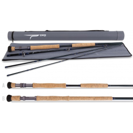 temple fork TFO Bluewater SG Series Fly Rods