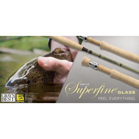 orvis ORVIS Superfine Glass Series Fly Rods