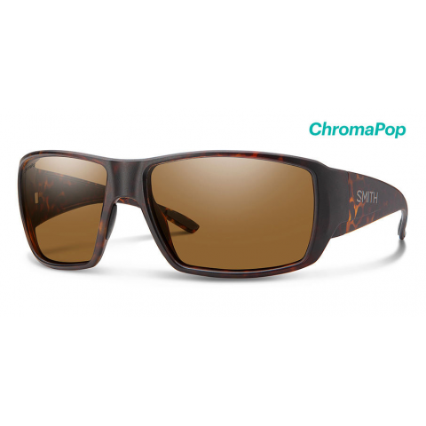 smith optics SMITH Guides Choice with ChomaPop Polarized Brown Lens