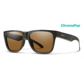 smith optics SMITH Lowdown 2 with ChromaPop Polarized Brown Lens