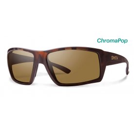 smith optics SMITH Challis with ChromaPop Polarized Brown Lens