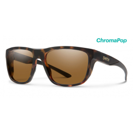 smith optics SMITH Barra with ChromaPop Polarized Brown Lens