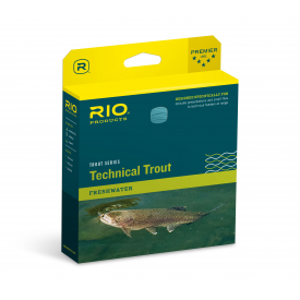 rio RIO Technical Trout Double Taper Fly Line
