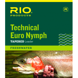 rio RIO Technical Euro Nymph Leader