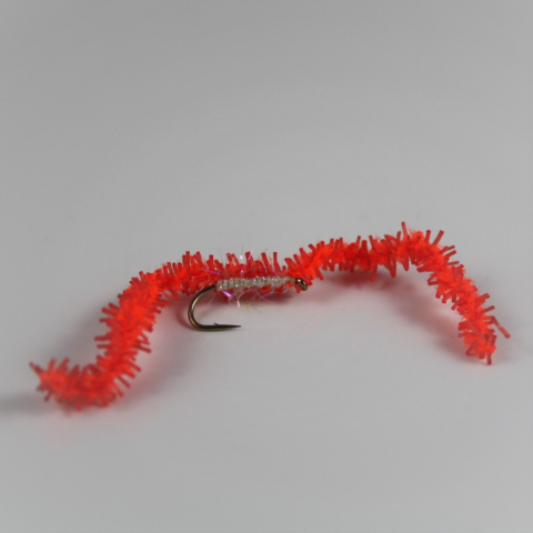 FNF Jumbo Chewing Gum Worm 5mm Chenille
