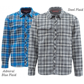 simms 40% OFF! SIMMS Guide Flannel Shirt