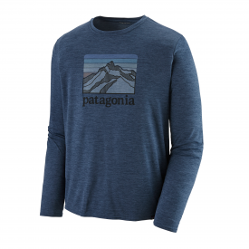 patagonia PATAGONIA Capilene Cool Daily Graphic Tee