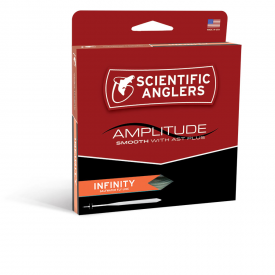 scientific anglers SCIENTIFIC ANGLERS Amlpitude Smooth Infinity Salt Floating Fly Line