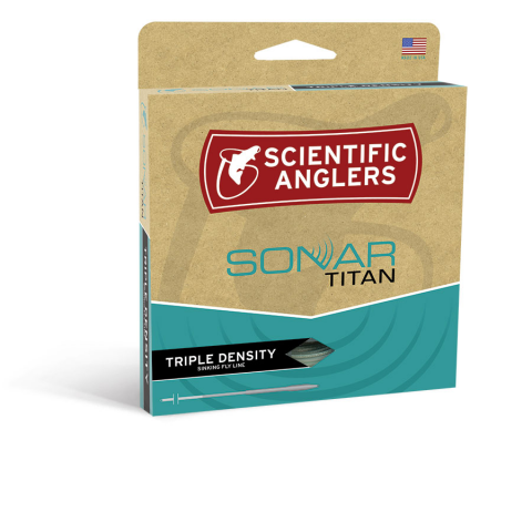 scientific anglers SONAR Triple Density Intermediate/Sink-3/Sink-6 Fly Lines