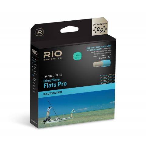 rio 40% OFF! RIO Direct-Core Flats Pro 15' Clear Tip Fly Line