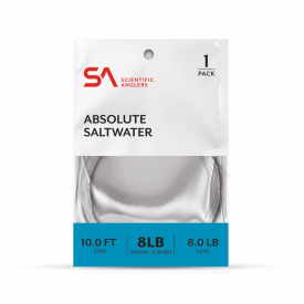 SA Absolute 10-foot Saltwater Leader