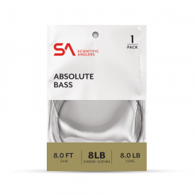 SA Absolute 8-foot Bass Leader