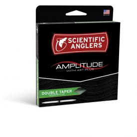 scientific anglers AMPLITUDE Double-Taper Trout Floating Fly Line