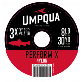 UMPQUA Perform-X Nylon Tippet
