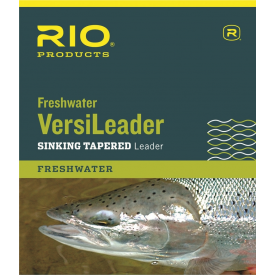 rio RIO Freshwater 10-FT Versi-Leader Butt Sections With 24-lb Extender