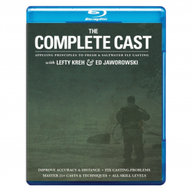 The Complete Cast blu-ray DVD