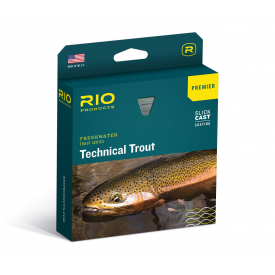 rio RIO Premier Technical Trout Double Taper Fly Line