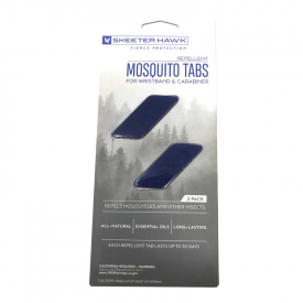 SKEETER HAWK Mosquito Repellent Replacement Tabs