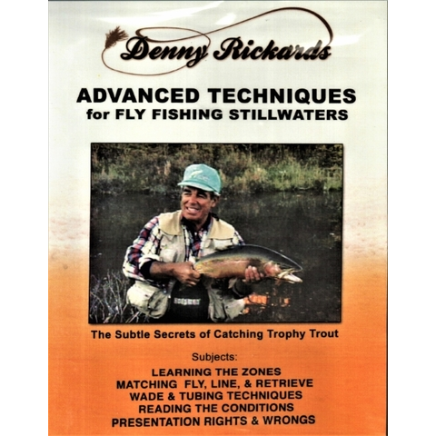 Advanced Techniques For Fly Fishing Stillwaters