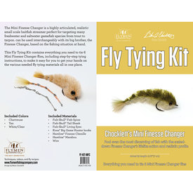 flymen FLYMEN Mini Finesse Game Changer Fly Tying Kit