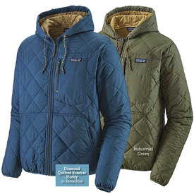 patagonia PATAGONIA Diamond Quilted Bomber Hoody