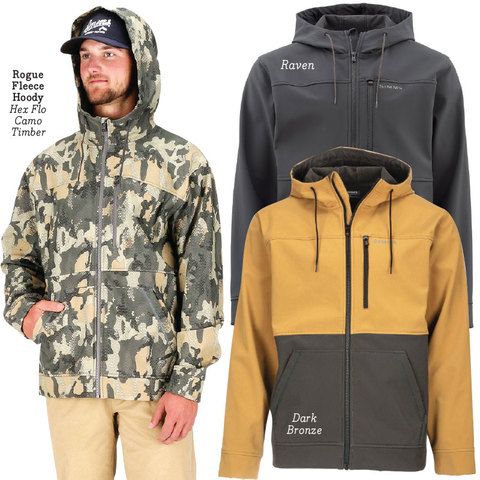 simms UPDATED! SIMMS Rogue Fleece Hoody