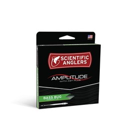 scientific anglers SCIENTIFIC ANGLERS Ampitude Bass Bug Floating Fly Line